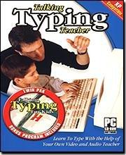 Talking Typing Teacher/Talking Typing for Kids Twin Pak