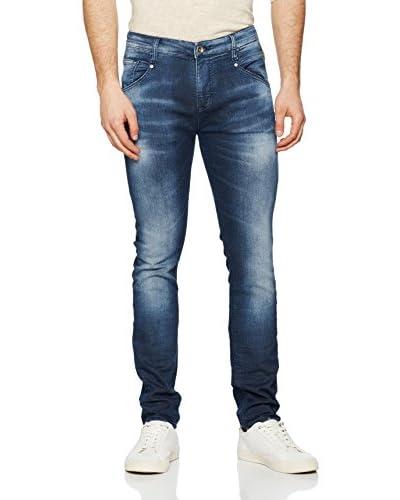 Meltin Pot Jeans Lonef [Blu Scuro]