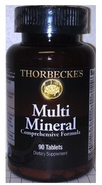 Multi Mineral Complex 90 Tablets