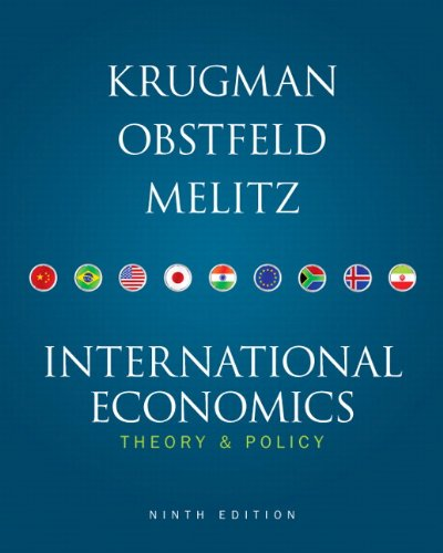 International Economics (9th Edition)
