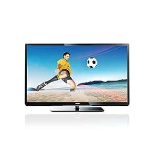 Philips 37PFL4007H/12, TV LED 37 pollici, Smart TV Plus , 200 Hz PMR, colore nero