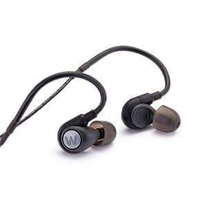 Westone 78400 Adventure Series Alpha High Performance In-Ear Earphones, Black