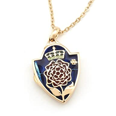 Heraldry Shield Locket by Bill Skinner||EVAEX