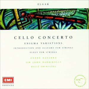 Enigma Variations / Cello Concerto / Elegy