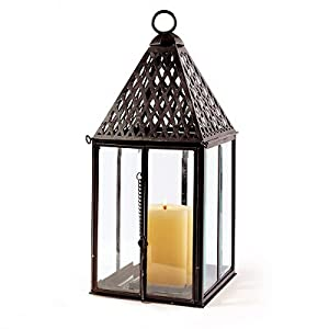 Amazon Trident Outdoor Lantern Frontgate