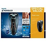 Philips Norelco SensoTouch 2D with Bonus Travel Razor