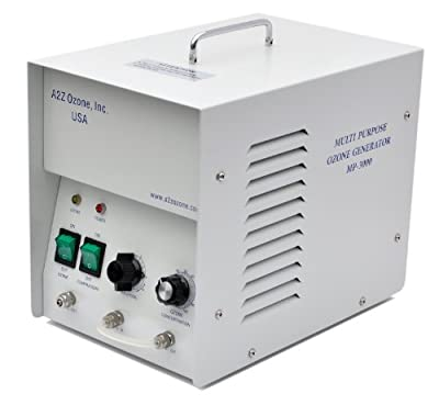 A2Z Ozone MP 3000 Multi-Purpose Ozone Generator