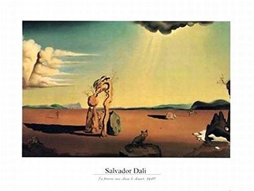 Salvador Dali - Die Nackte Frau
