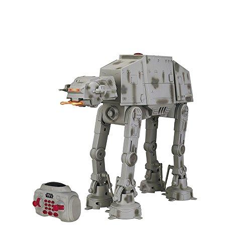 Giochi Preziosi - Star Wars - Veicolo da Guerra con Radio Comando, Ucommandd AT-AT