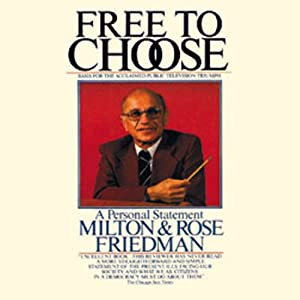 Free to Choose Audiobook