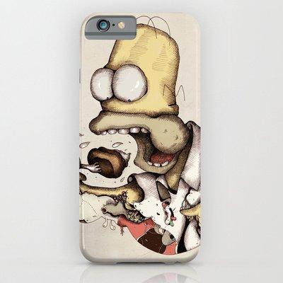 Simpsons Iphone 6 Case Amazon c a k e Iphone 6 Case