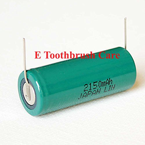 Replacement Battery For Philips Sonicare Elite Hx7500 Toothbrush, Sanyo Nimh, 2150 Mah