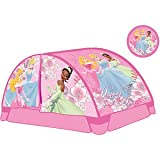Disney Princess Twin Bed Tent With Bonus Flash Light