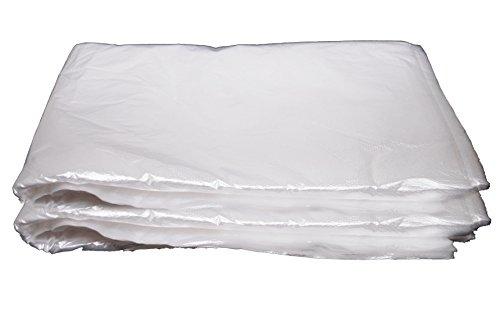 ビニール ポリ フロント シート カバー 養生 保護 (100枚)