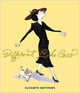 Different Like Coco: Elizabeth Matthews: 9780763625481: Amazon.com