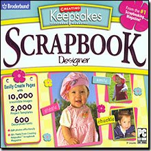 Creating Keepsakes Scrapbooking (Jewel Case) [Old Version]