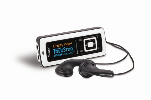 TrekStor MP3 Player - i.Beat classico FM 1GB