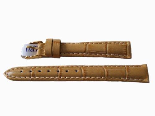 Gents Morellato Alligator Grain Watch Strap 18mm-2704656026