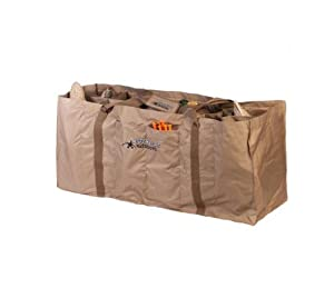 Rig'Em Right 12-Slot Full Body Duck Decoy Bag by Rig'Em Right
