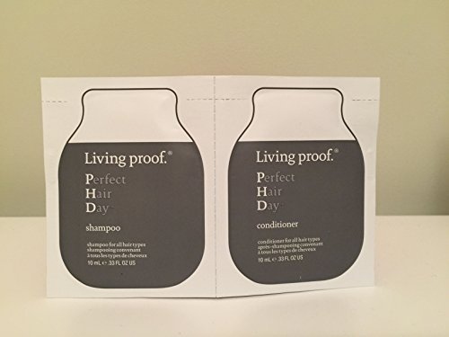 Living Proof Perfect Hair Day Conditioner for Unisex, 0.18 Pound by Living Proof
