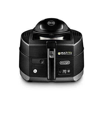 DeLonghi America FH1130 MultiFry, Air fryer and Multi Cooker, Black (Delonghi Multicooker compare prices)
