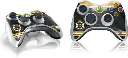 Nhl - Boston Bruins - Boston Bruins Home Jersey - Skin For Microsoft Xbox 360 Wireless Controller