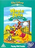 The Magical World Of Winnie The Pooh: 3 - It's Playtime With Pooh [DVD]