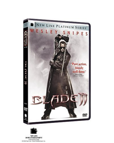 Cover art for  Blade II (New Line Platinum Series)