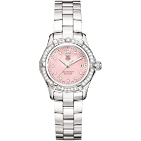 TAG Heuer Women's Aquaracer Diamond Accented Watch #WAF141B.BA0813