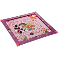 I-Toys Dora The Explorer 2-in-1 Carrom Board With Ludo