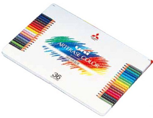 三菱鉛筆 ユニアーテレーズカラー36色セット UAC36C