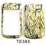 Blackberry Tour Bold 9650 9630 Camo Grass Matte Texture Case Accessory Snap-on Protector