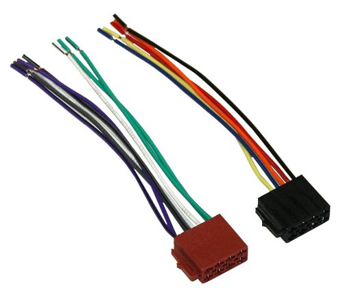 AERZETIX-2-x-Stecker-Kabel-Stecker-ISO-Kabelbaum-fr-autoradio-C1986-standard