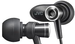 JVCケンウッド ビクター ステレオ ミニ ヘッドホン HA-FXC51-B