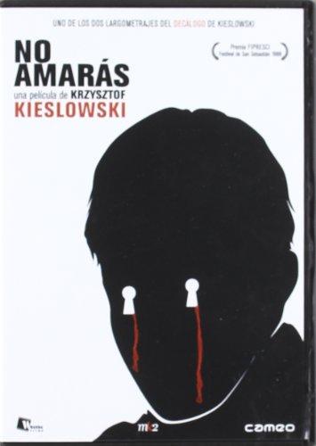 No Amarás [DVD]