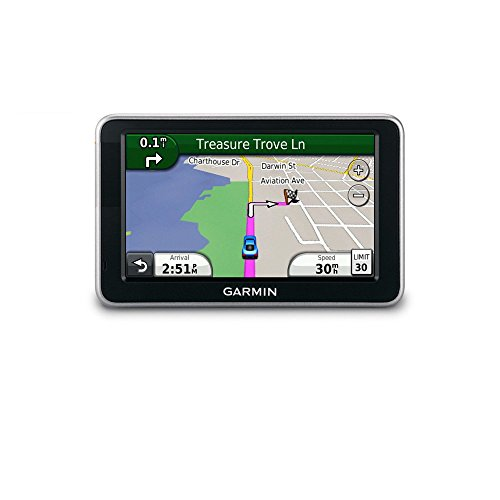 Garmin nüvi 2360LT 4.3-Inch Widescreen Bluetooth Portable GPS Navigator with Lifetime Traffic