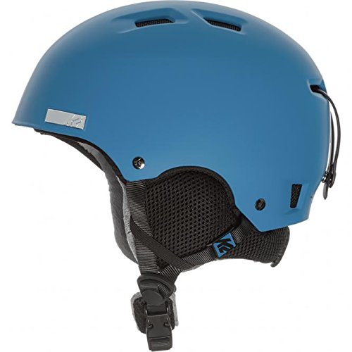 K2 Skis Damen/Herren Skihelm Verdict, S 1054005.1.6.S Helm, Blau, S (51-55cm)