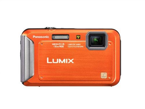Panasonic Lumix TS20 16.1 MP TOUGH Waterproof