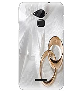 COOLPAD NOTE 3 RINGS Back Cover by PRINTSWAG