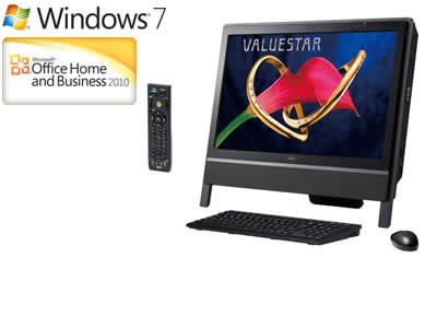 NEC VALUESTAR N PC-VN370CS6