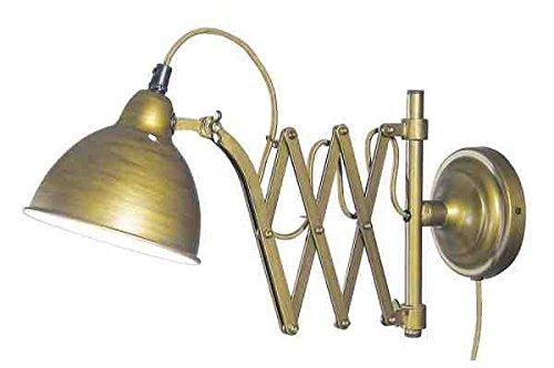 Wandlampe-Scheren-Schreibtischlampe-Fabriklampe-Industriedesign-Loft-Werkstatt
