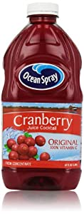 Ocean Spray Cranberry Cocktail Juice, 64 Fl Oz