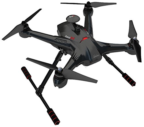 Walkera Scout X4 Carbon RTF FPV2 Edition with Ground Station...