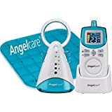 Swell Angelcare AC401 Movement and Sound Baby Monitor with accompanying Set of 10 KiddiSafe Door Stoppers