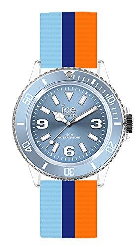 Ice-Watch Ice United UN.PA.U.N.14 - Orologio da polso unisex, cinturino in nylon colore blu