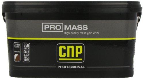CNP Pro Mass 2500 g Chocolate Weight Gain Shake Powder