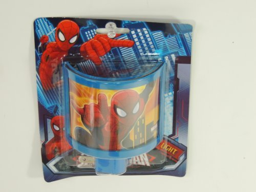Marvel Ultimate Spiderman Night Light - 1