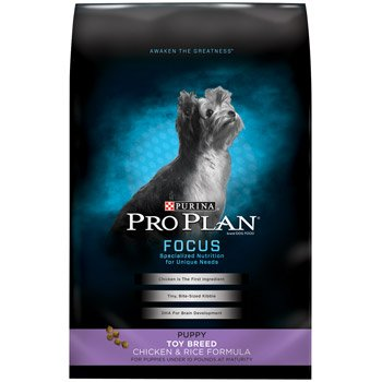Pro Plan Focus Toy Breed Puppy Food