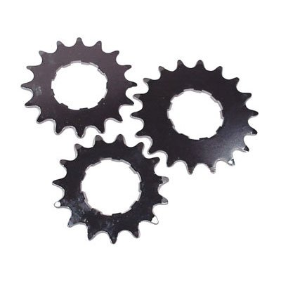 REDLINE Steel Cassette Cog 3/32″ x 18T Single Chrome