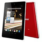 Acer Iconia A1-810-L481 - 8 inch - 16GB Android v4.2 Tablet - Vermillion Red - Manufacturer Refurbished